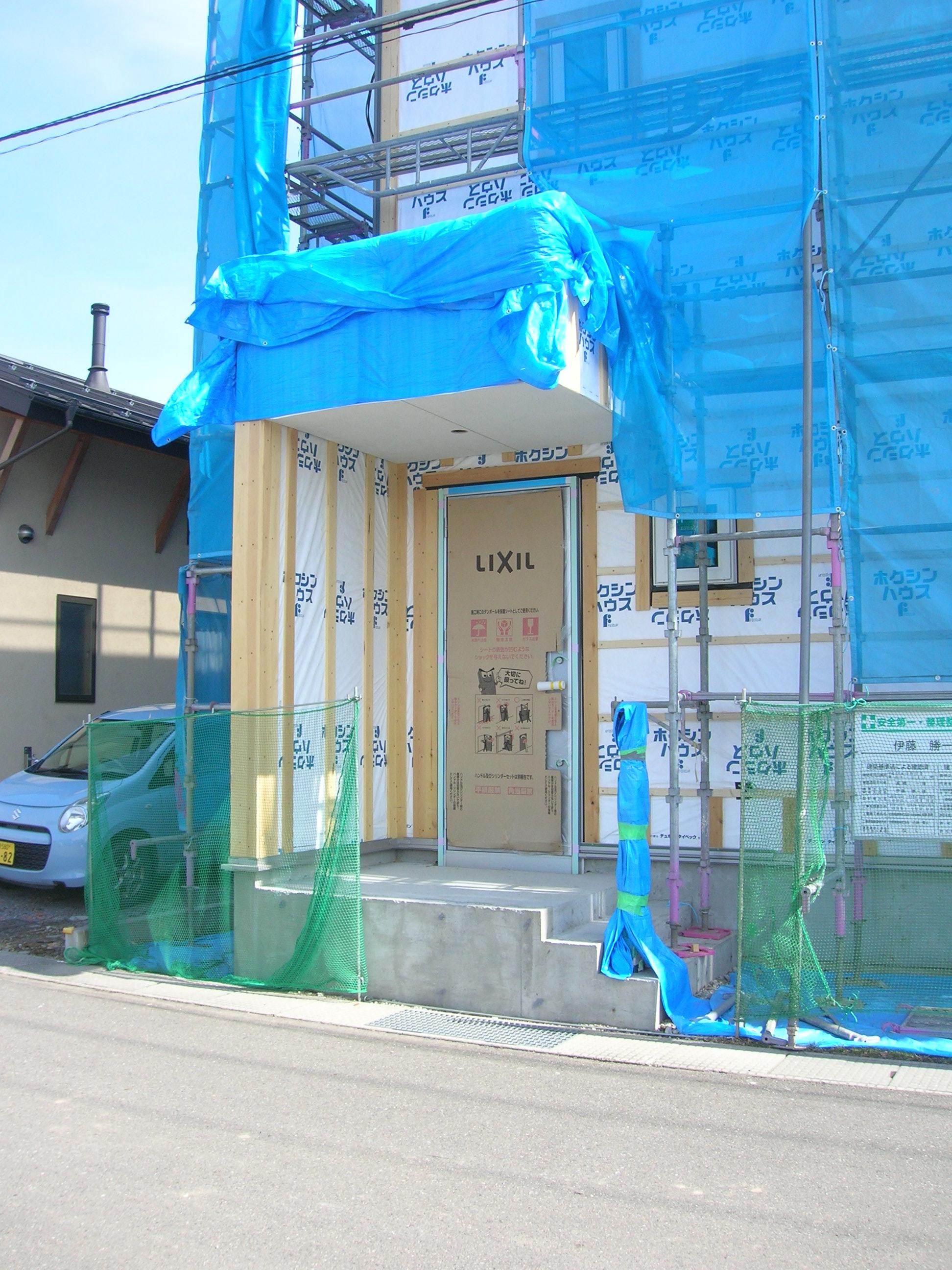 岡谷市 I様邸施行前の画像